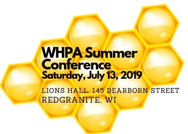 WHPA Summer Conference July 13, 2019