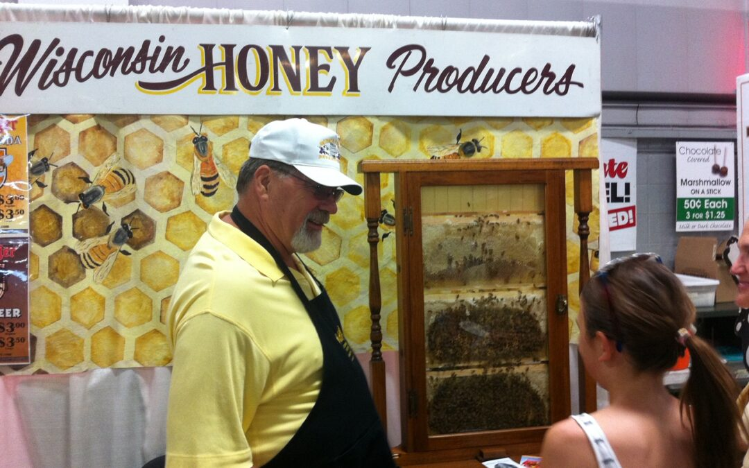 2020 WHPA Beekeeper of the Year, Keith Penney
